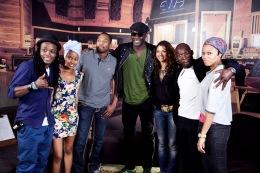 Thaiwanda MTVbase - MTV & MTN Meets Idris Elba 1