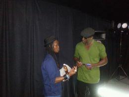 Thaiwanda MTVbase - MTV & MTN Meets Idris Elba